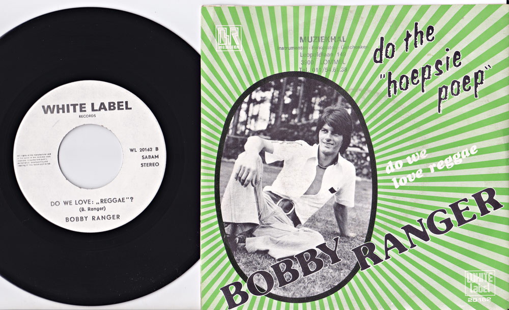 Bobby Ranger - Do The