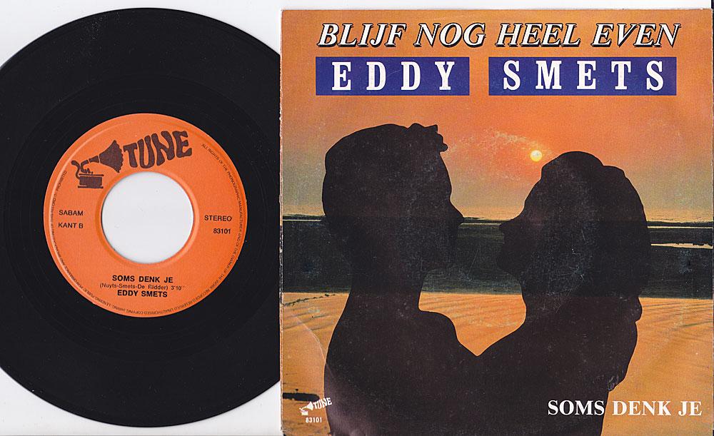 Eddy Smets - Blijf Nog Heel Even